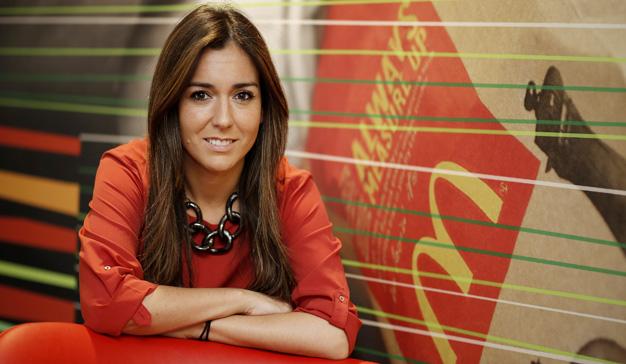 Natalia Echevarría, nueva directora de marketing y comunicación de McDonald's España