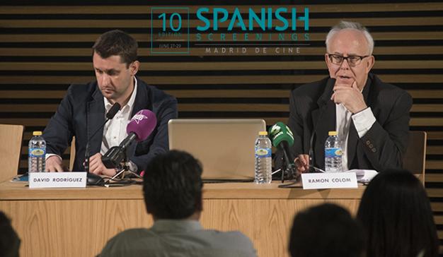 Ramon Colom y David Rodríguez