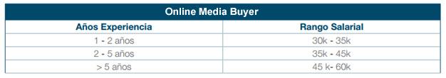online media buyer