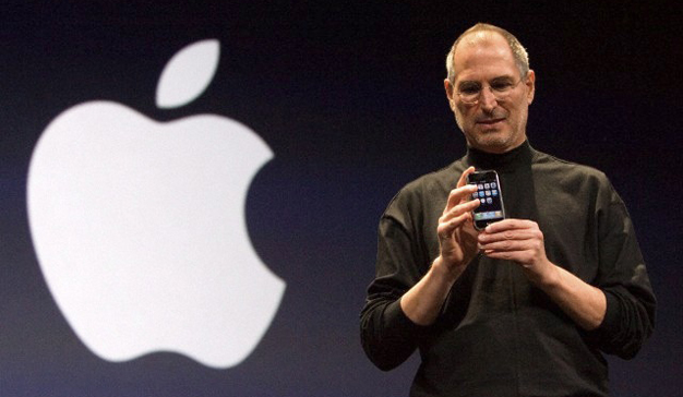 09 Jan 2007, SAN FRANICSCO, United States --- Apple Inc. CEO and co-founder, Steve Jobs health --- Image by © JOHN G. MABANGLO/epa/Corbis