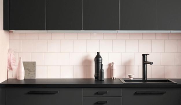 IKEA lanza una nueva gama de cocinas compuestas de material ...