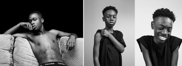 Los actores de Moonlight, protagonistas de la nueva campaña de Calvin Klein