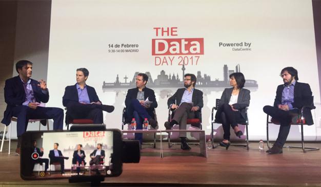 """Del Big Data al Smart Data: el binomio datos y tecnología a examen en """"The Data Day"""""""