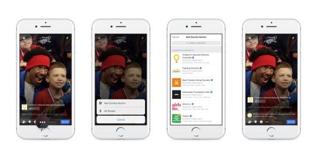 Facebook dobla sus esfuerzos solidarios con la herramienta de donación Personal Fundraising