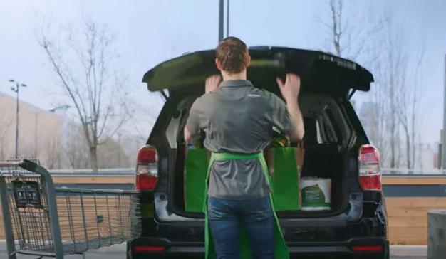 Amazon lanza un nuevo servicio de entrega al maletero