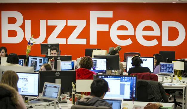 BuzzFeed quiere salir a bolsa en 2018
