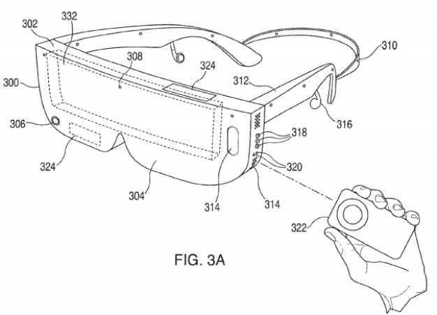 Apple patenta ¿sus nuevas gafas de realidad virtual?