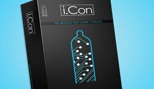 Llega iCon: el primer preservativo inteligente