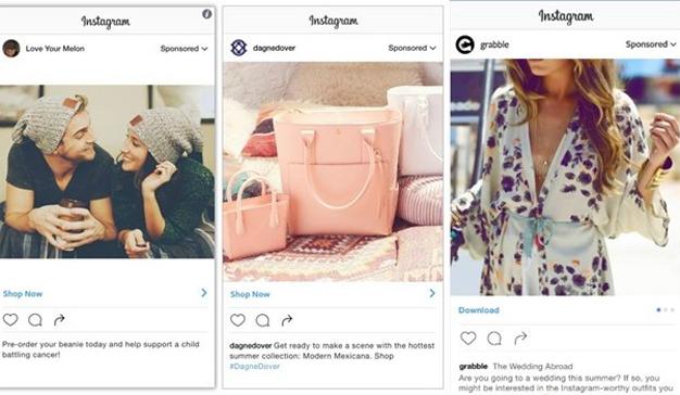 Instagram cuenta con más de un millón de anunciantes, una cifra cinco veces mayor que hace un año