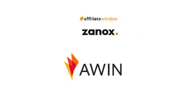 zanox y Affiliate Window renombran sus marcas y forman Awin