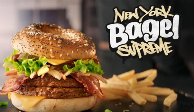 El sabor y ritmo de Nueva York invaden Holanda con la última campaña de McDonald's