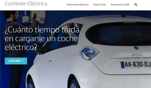 Renault, de la mano de OMD, lidera las conversaciones sobre vehículos eléctricos