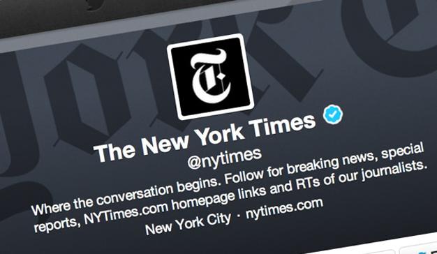 Twitter da el salto al papel gracias a The New York Times