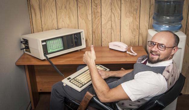 Lo vintage también está de moda en la tecnología