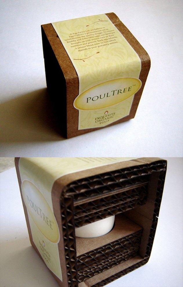 """39 fantásticos y nutritivos envases que le echan un """"par de huevos"""" al packaging"""
