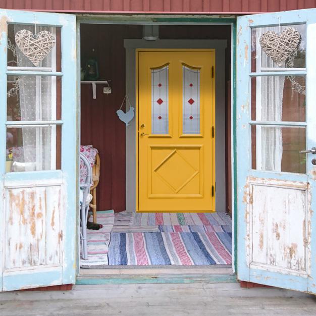 ¿Por qué no le damos importancia al diseño de las puertas? Esta campaña trata de evitarlo