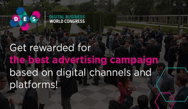 DES 2017 premiará la mejor campaña digital en sus European Digital Mindset Awards