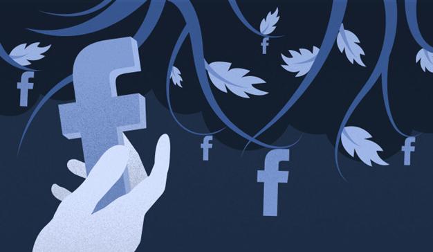 Facebook detecta una red de spam con los grandes medios estadounidenses como afectados