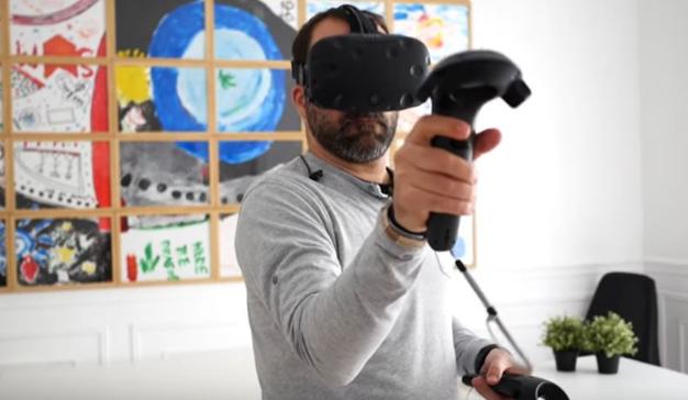La realidad virtual de HTC sabrá si ha visto o no el anuncio