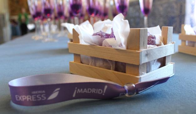 La violeta madrileña volará por el cielo europeo con Iberia Express