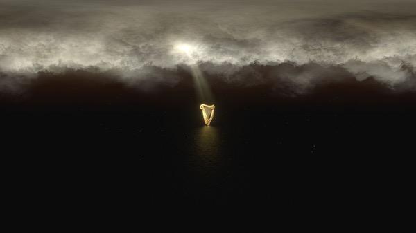 La cerveza se puede paladear (y también ver y oír) en esta campaña multisensorial de Guinness