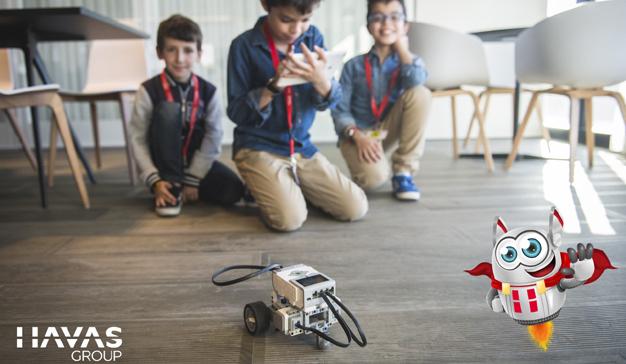 """Havas Group estrena en España """"Code &Tech 4Kids"""""""