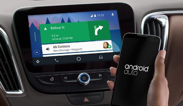 Google quiere que el nuevo Android Auto y su asistente cambien la forma de conducir