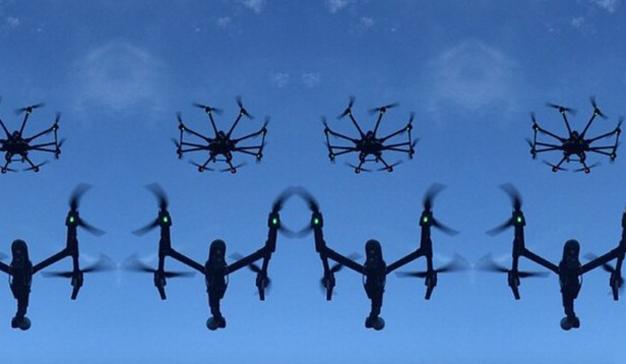 Snapchat apuesta por la tecnología de los drones