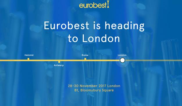 Eurobest desembarca en Londres para celebrar su trigésima edición