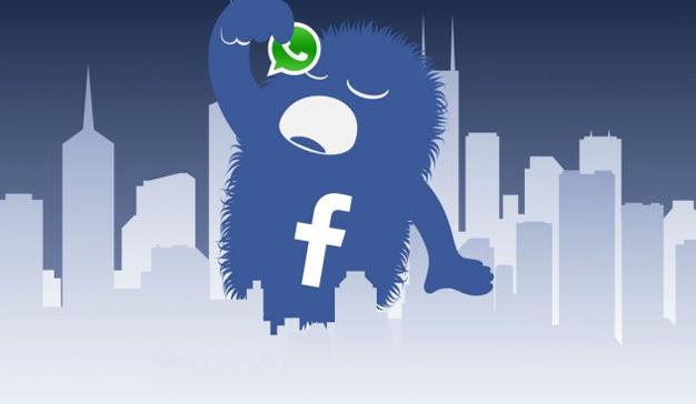 A Facebook le creció la nariz cuando compró WhatsApp y la UE le multa con 110 millones de euros
