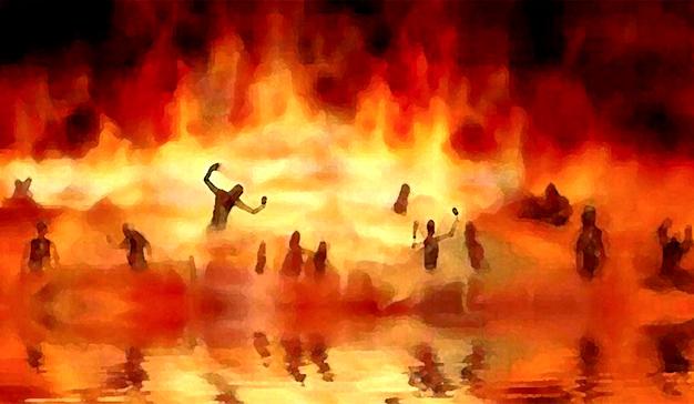 3 pecados mortales que comete en redes sociales y que pueden condenarle al infierno