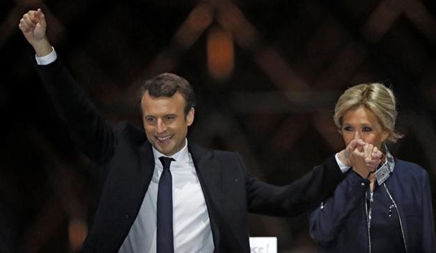 Martin Sorrell cree que el triunfo de Macron es positivo para la industria publicitaria