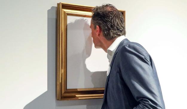 En esta fragante campaña de Siemens las obras de arte no se ven, se huelen