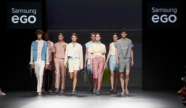 Wall dress se configura como proyecto ganador de Samsung EGO Innovation Project