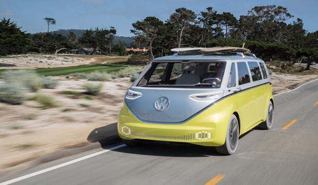 Volkswagen vuelve a lanzar al mercado su popular Microbús