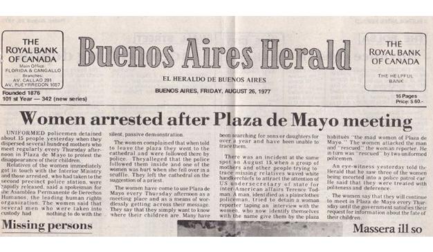 Buenos Aires Herald, la voz que denunció la dictadura en Argentina, echa el cierre tras 140 años