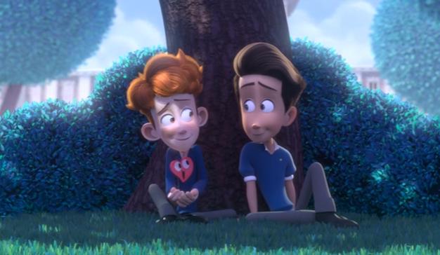 """""""In a heartbeat"""", el corto de amor gay entre dos niños que se ha convertido en viral"""