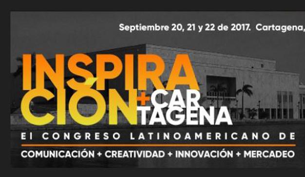 Novedades en la agenda Académica Cartagena Inspira 2017
