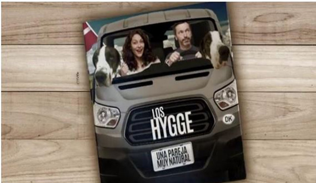 """Atresmedia Publicidad presenta el case study """"Los Hygge, una pareja muy natural"""""""