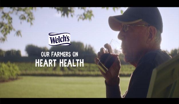 Welch's da voz a sus agricultores en su nueva campaña
