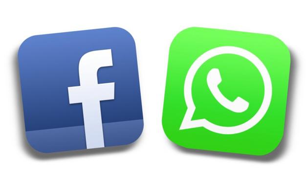 Poder abrir WhatsApp sin salir de Facebook ya es una realidad