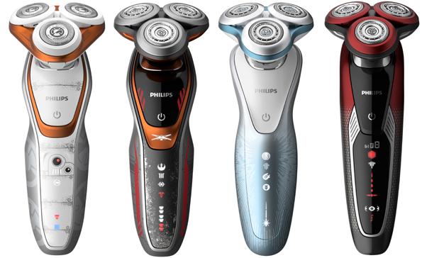 """Philips recibe la llegada de """"Star Wars"""" con la nueva gama de afeitadoras"""
