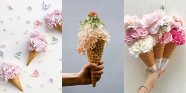 5 maneras de convertir las flores en (exitosas) protagonistas de Instagram