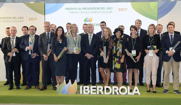 Tribal Spain gana el premio Iberdrola al Proveedor del Año 2017