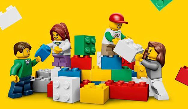 Lego y Unicef exigen el derecho de los niños a jugar en Kids Take Over