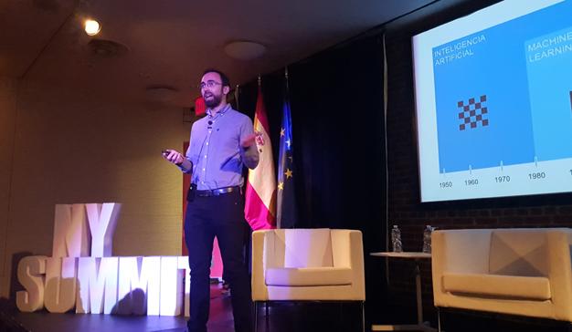 """David García Baño (Google): """"la inteligencia artificial es la nueva electricidad"""""""