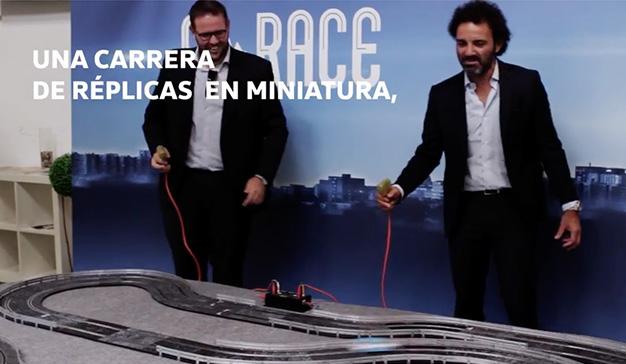 Manifiesto crea la e-Race, la nueva acción de Volkswagen Madrid