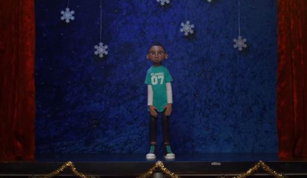 Este spot navideño muestra un emotivo momento padre-hija
