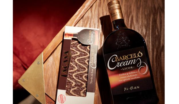 Barceló Cream y Lacasa crean el turrón más sofisticado de esta Navidad