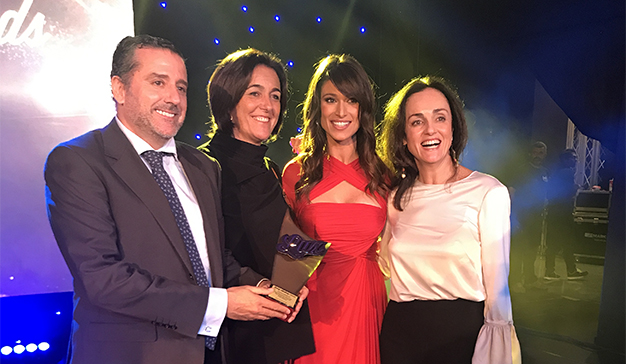 Bodegas Barbadillo, Premio al evento del año en los Luxury Advertising Awards